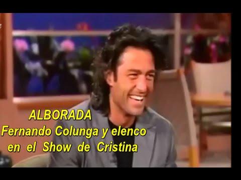 """ALBORADA en el """"Show de Cristina"""" , programa COMPLETO"""