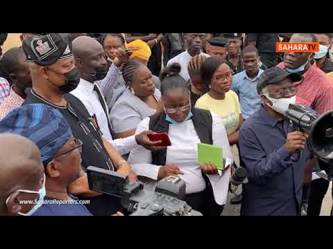Insecurity: Without Peace For The Poor,There Will Be No Peace For The Elites- Femi Falana