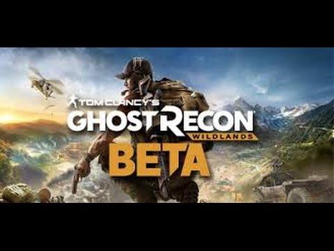 Beta Tom Clancy Ghost Recom Wildland Analisis