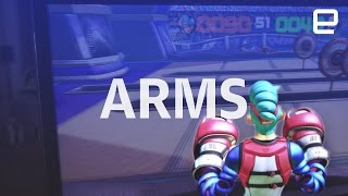 Nintendo Switch Arms | Hands-On