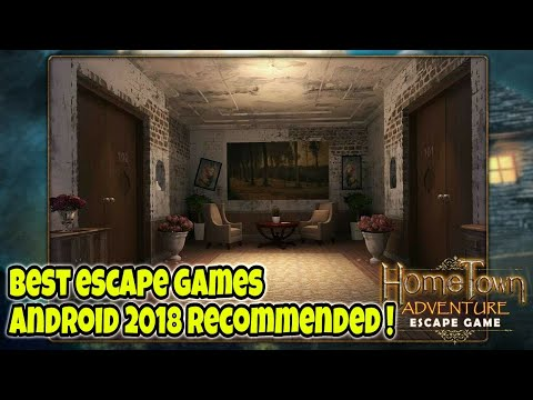 Best Escape Games For Android All The Time