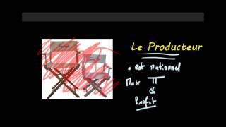 microéconomie - introduction au producteur