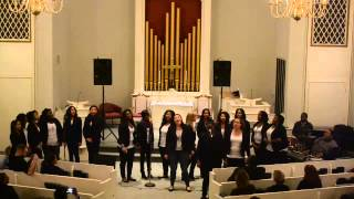Genesis Gospel Choir: Father Can You Hear Me, Tamela Mann