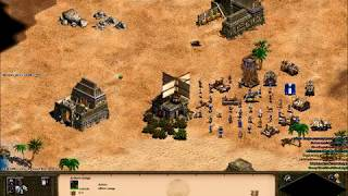 Age of Empires II Let's Play Scenario 1 Episode 1