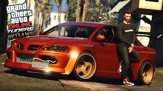 GTA 5 ENTIRELY CUSTOM CAR! (Tuners and Outlaws) thumbnail