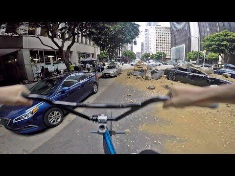 GoPro BMX Bike Riding in LA 2
