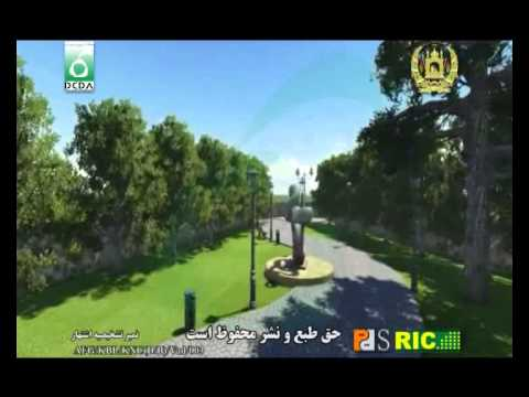 Greenery and Parks in Kabul New City_2