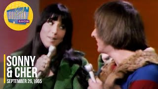 """Sonny & Cher """"I Got You Babe, Where Do You Go & But You're Mine"""" on The Ed Sullivan Show"""