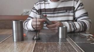 Прес-форма для технопланктона (якість)