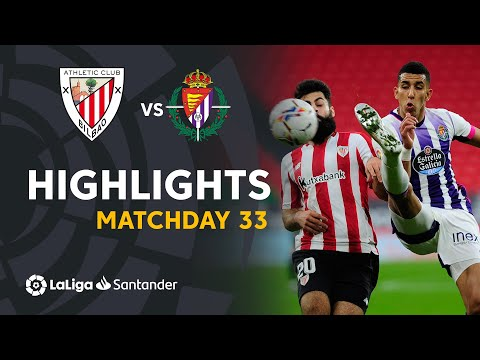 Ath. Bilbao Valladolid Goals And Highlights