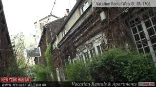 Paris, France - Video tour of vacation rental on Boulevard Edgar Quinet (Montparnasse)(Hello and welcome to another New York Habitat vacation rental video tour ( http://www.nyhabitat.com ). For more information about this furnished apartment ..., 2011-11-23T21:47:41.000Z)