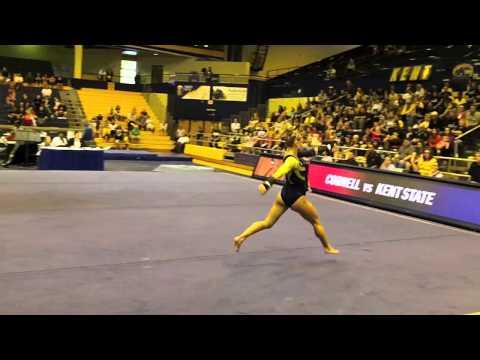 Rachel Goldenberg, floor ex. vs. Cornell