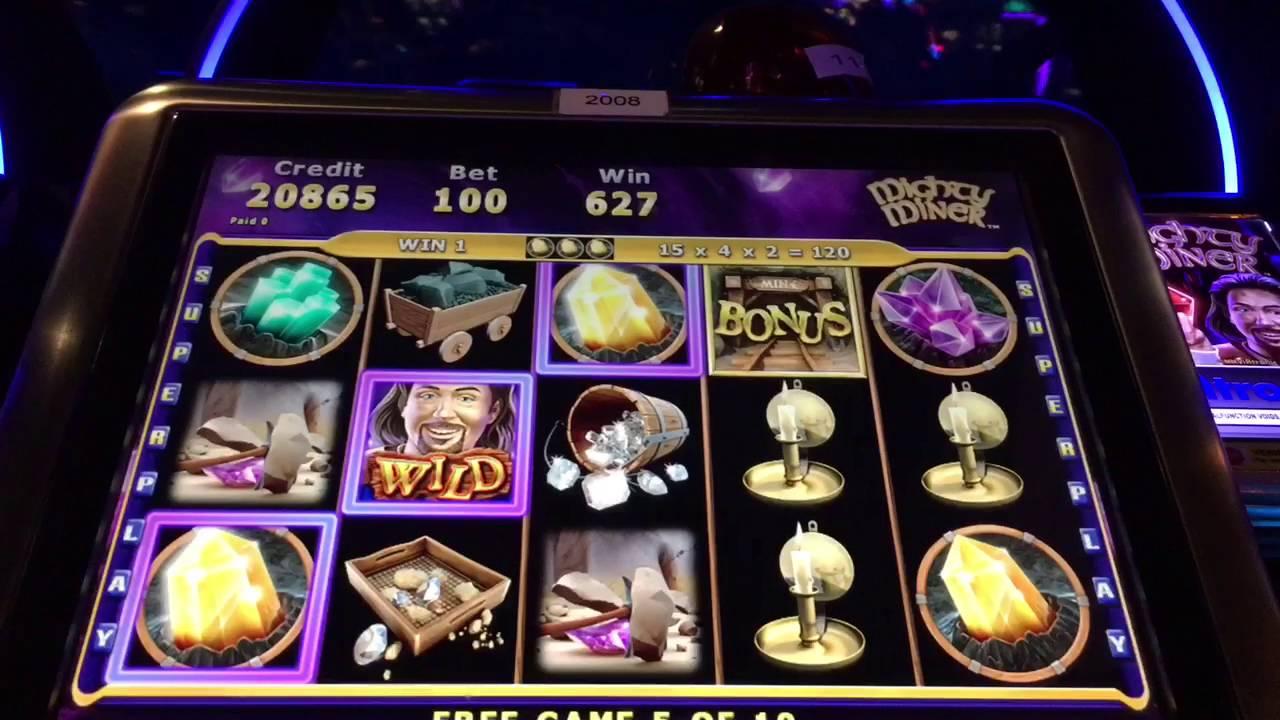 Mighty miner slot machine free online