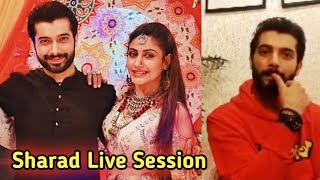 Sharad Malhotra Live Chat | Veer Live Session Talks about Naagin 5 | Telly Updates