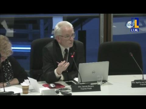 Live: Raad Brunssum buigt zich over integriteit wethouder