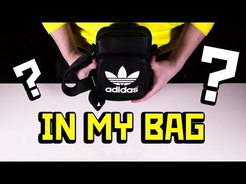 What's in my gopnik bag | Boris Slav edition