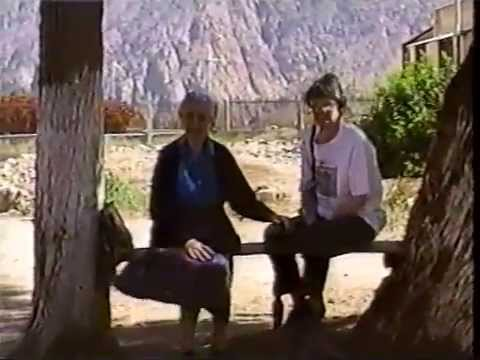 Tour of Peru Missions, Part 1 of 2, June 1997