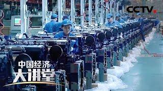 《中国经济大讲堂》 20200201 奋斗在科技前沿(上)| CCTV财经