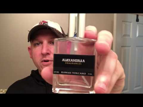 Alexandria Fragrances First impressions!
