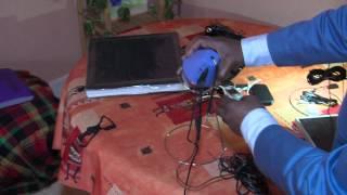 Il a conçu une lampe solaire capable de stocker l'énergie