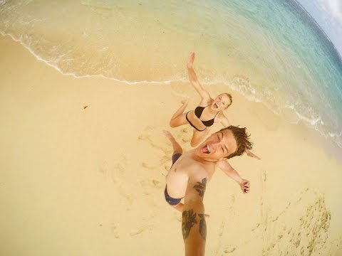 GoPro Hero4: Living the dream in Samoa!!