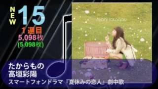 声優・アニメ・ゲーム・特撮CD売上オリコン11.04.18付 thumbnail