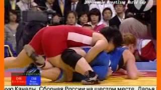 Борьба среди женщин(Мужчины берегитесь! Китайские женщины-борцы на первом месте!, 2009-03-27T14:15:57.000Z)
