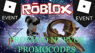 NEXT NEW PROMOCODES IN ROBLOX 2019!!!