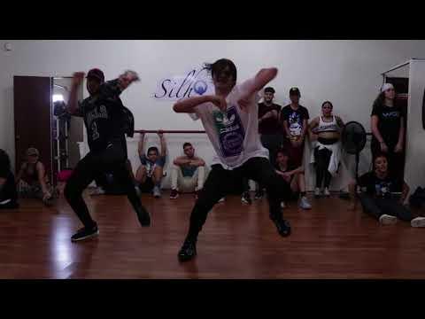 La Modelo by Ozuna ft. Cardi B | Mike Irvin & David Perez Choreography