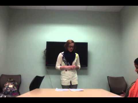 COMS 101 B04 Persuasive Speech