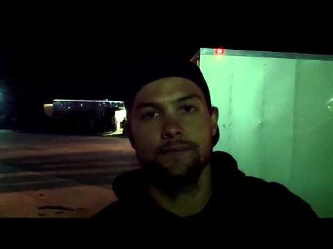 2013-07-28 Sunset Speedway Corey Jones OSCAAR Super Late Model Tour Interview