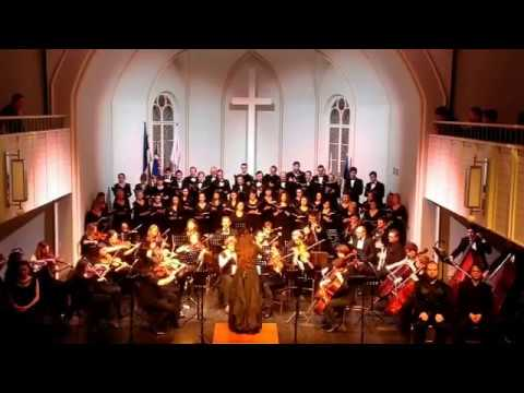 Mozart-Requiem(7.11.2016) Yulia Khutoretskaya, opera Chor and orchestra conservatory St.Petersburg