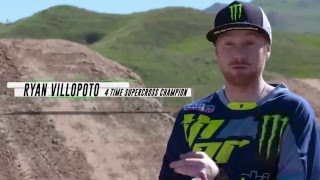 2016 - Race Day LIVE - Science of Supercross - The Scrub