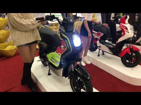 Xe đạp điện SYM S1
