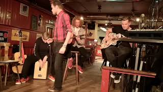 The Compounds - 'Saturday night' (Herman Brood), live @ De Flapcan