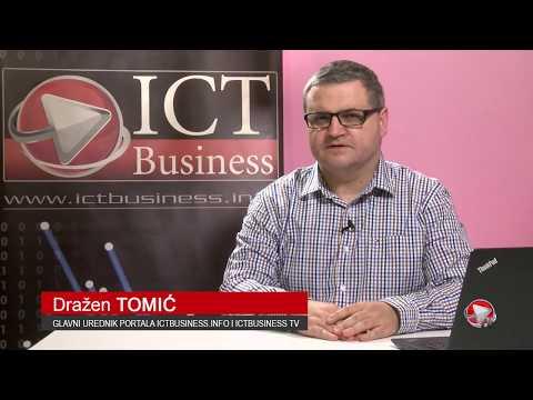 ICTbusiness TV: Hrvatski Telekom u velikoj IT transformaciji, Freewa kreće u Indiegogo kampanju