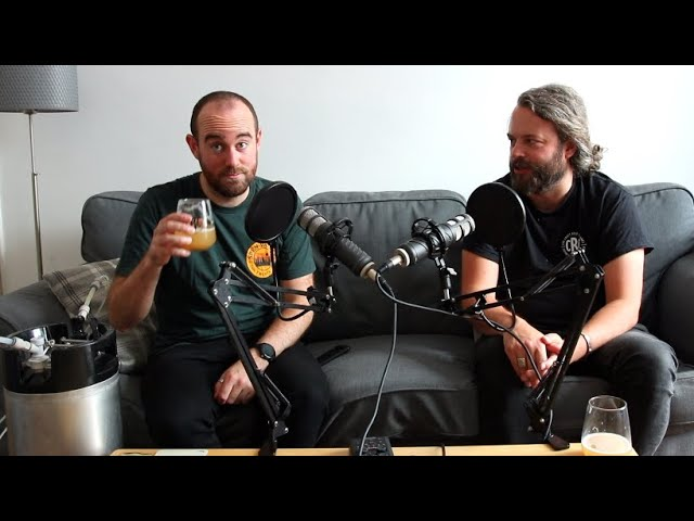 Behind the scenes of our podcast! | The Craft Beer Channel