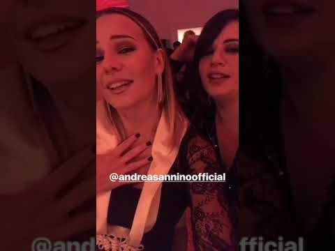 """VIDEO - Lady Giaccherini e Lady Maggio cantano """"Abbracciame"""" ancora una volta"""