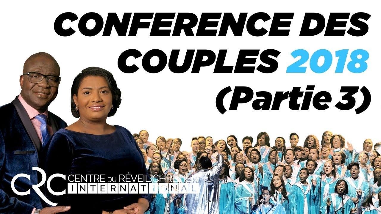Conférence des Couples 2018 jour 2