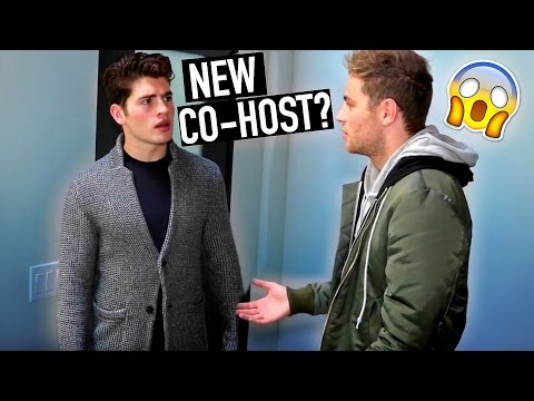 Finding A New CoHost?!  Cameron Fuller