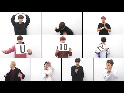 [ENGSUB] UP10TION U10TV ep 98 - UP10TION's MV Filming Site That Burns To White Behind 1