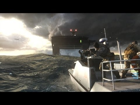Battlefield 4 - Mission 3: South China Sea [Gameplay Campaign Walkthrough Guide] [No Commentary]