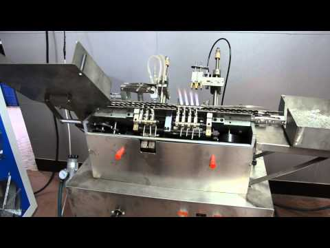 Okay Energy OH1500 hho oxyhydrogen flame ampoule sealing machine