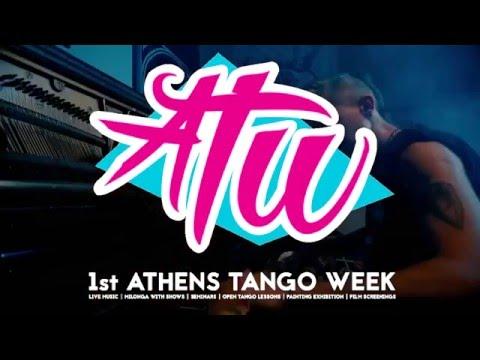 1st. Athens Tango Week