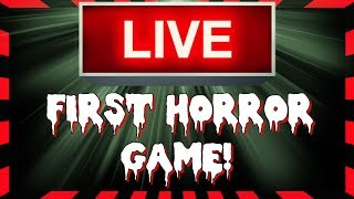 FIRST HORROR GAME! // Barrow Hill: Curse of the Ancient Circle