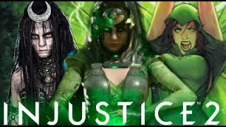 Injustice 2 - 5 Things You Probably Didn't Know About Enchantress!