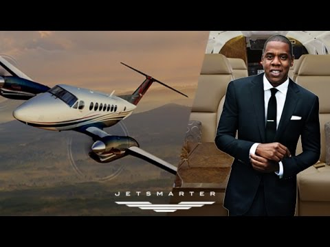 Why Jay Z Invested In JetSmarter, The Uber Of The Sky