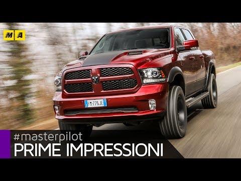 Militem RAM 1500 RX | Il pickup V8 Dodge da 400 CV e gusto...italiano