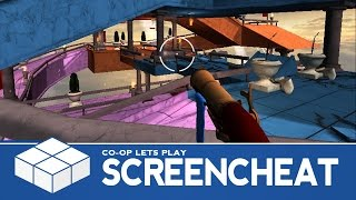 Screencheat - 4 Player Versus Gameplay