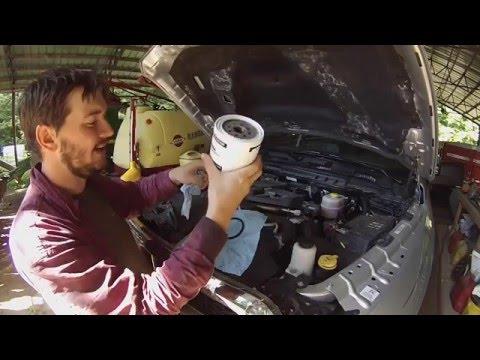 2015 Ram 6.7L Cummins Fuel Filter(s) Change